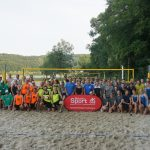 Beach Volleyball Turnier Mixed 4×4