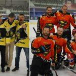 Eishockey Cup Gruppe D und E