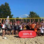 Beach Volleyball 4×4 LBM